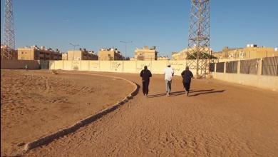 Photo of ملعب سبها البلدي في خطر