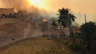 Photo of المانع يكشف لـ218 حجم خسائر حريق غدامس