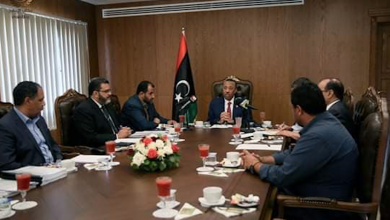 "Photo of متابعة مشاريع ""إعادة استقرار بنغازي"""