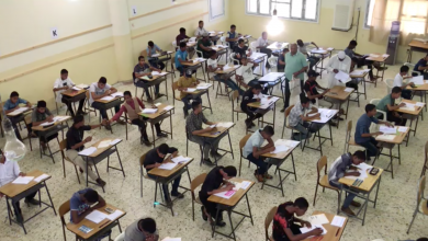 "Photo of ""أجواء استثنائية"" لطلبة الإعدادية في غدامس"