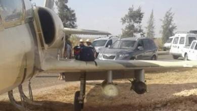 صورة القصة الكاملة لحادثة المقاتلة الليبية