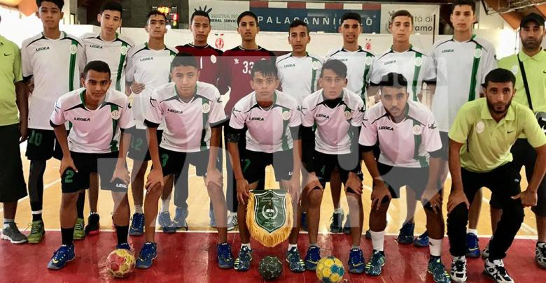 فريق المشعل لكرة اليد
