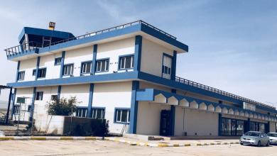 صورة عمليات قوات الوفاق تغلق مطار بني وليد