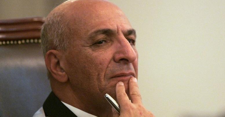 القاضي العراقي رؤوف رشيد عبدالرحمن