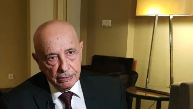 عقيلة صالح - رئيس مجلس النواب