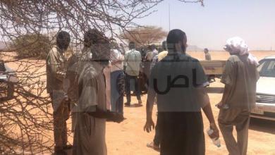 Photo of قوات الجيش تمنع حراك فران من دخول الحقول النفطية