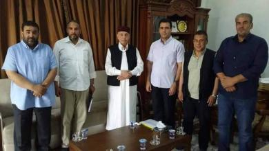 Photo of عقيلة يؤكد حل مشاكل جامعة عمر المختار