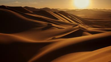 "Photo of ""هواء صحراوي"" يرفع الحرارة في ليبيا لعدة أيام"