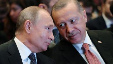 صورة أردوغان: بوتين يزور تركيا الأربعاء