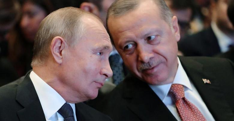 أردوغان - بوتين