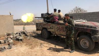 Photo of قوات الوفاق تبسط سيطرتها على مدينة الأصابعة