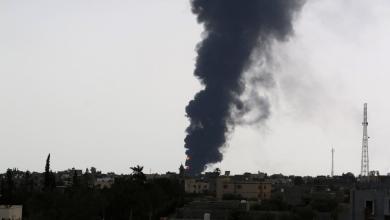 اشتباكات طرابلس - ليبيا