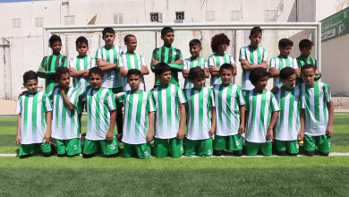 Photo of ناشئو نادي الأخضر يستعدون للموسم الجديد