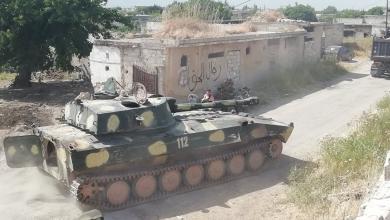 Photo of الجيش السوري يقصف نقطة تركية ويتقدم بعدة محاور