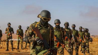صورة الحويج: الجيش الوطني يخوض معركة حاسمة لا تقبل الحياد