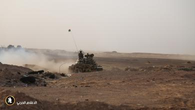 Photo of بعد معارك شرسة.. الجيش تجاوز معسكر اليرموك