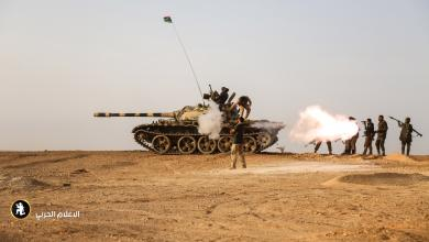 Photo of جمعة ساخنة في محاور جنوب طرابلس
