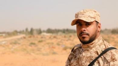 مسؤول المركز الإعلامي في اللواء 73 مشاة المنذر الخرطوش