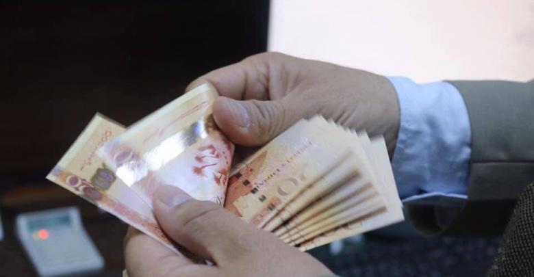 "Photo of ""مرتزقة أردوغان"" يحتفلون بتقاضي أول مرتباتهم في طرابلس"