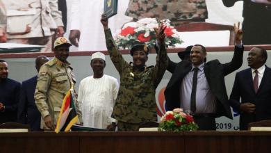 Photo of القوى السياسية السودانية تعلن مرشحيها للمجلس السيادي
