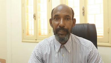 الناطق الرسمي باسم المجلس البلدي وادي عتبة محمد المهدي