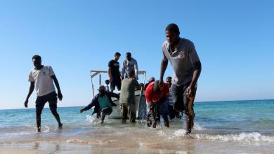Photo of أُنقذوا قبالة ليبيا.. مُهاجرون جرحى عالقون وسط البحر