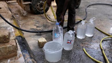 صورة حكومة الوفاق تناشد أعيان الجنوب بالتدخل لإنهاء أزمة انقطاع المياه في طرابلس