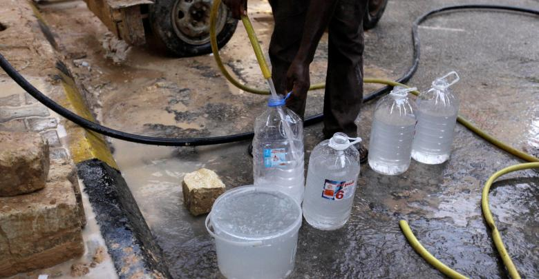 أزمة انقطاع المياه في ليبيا