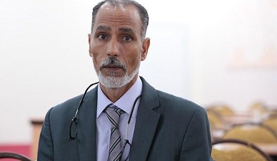 عضو مجلس النواب بشير الأحمر