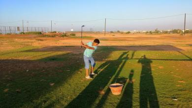 Photo of انطلاق تدريبات الغولف للناشئين في تاجوراء