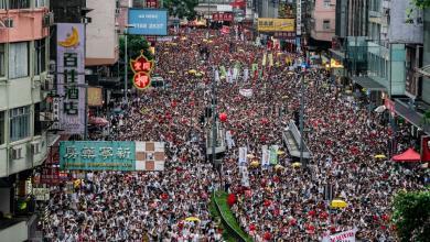 Photo of تظاهرات هونغ كونغ تتواصل.. وسقف المطالبات يرتفع
