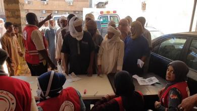 Photo of توزيع سلال غذائية على العائلات المحتاجة بسبها