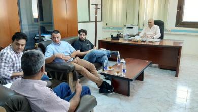 تعاون وثيق بين شركة الجوف النفطية الليبية وشركة إكس لوغ الفرنسية