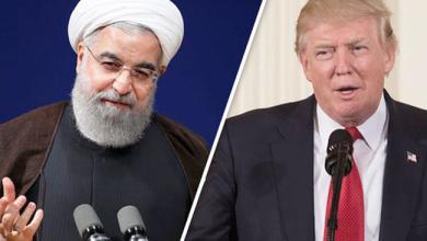 """صورة ترامب يفرض على إيران """"أقسى عقوبات على الإطلاق"""""""