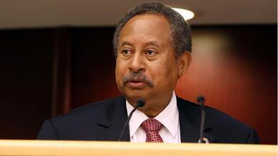 """صورة """"حمدوك"""": السودان لبى جميع الشروط لرفع اسمه من قائمة الإرهاب"""