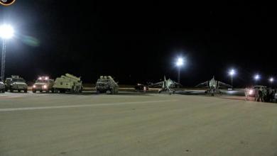 Photo of سلاح الجو يضرب مواقع عسكرية في مصراتة