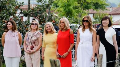 "Photo of ""السيدات الأُوَل"" يثرن ""أزمة دولية"" في بياتريس"