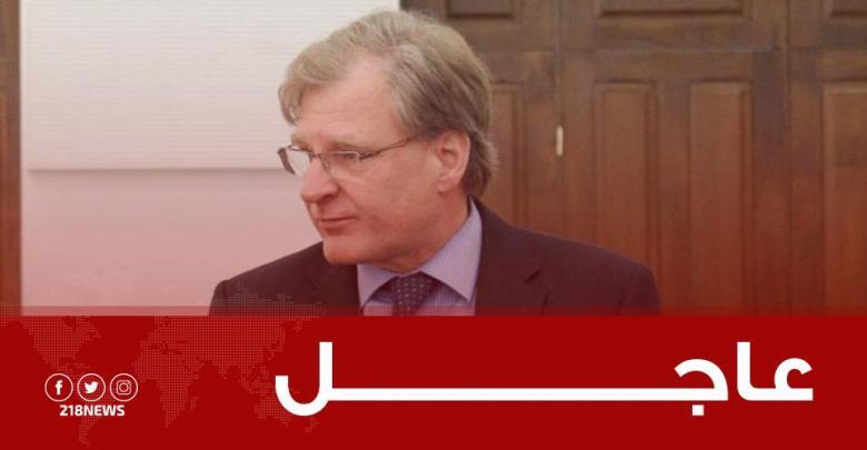 Photo of السفارة الأمريكية في ليبيا: نعمل على إنهاء الصراع  بين الأطراف والعودة للحوار السياسي