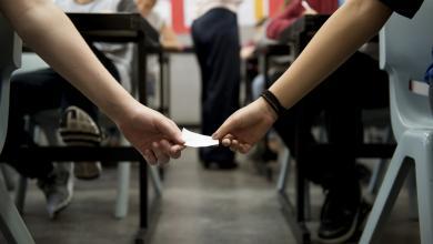 Photo of التحقيق مع معلّمات ساهمن في تغشيش طلبة الثانوية