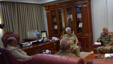 هيئة الاستثمار العسكري تعقد اجتماعها الأول