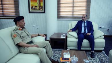 "Photo of رئيس ""أركان الوفاق"" يُطلع كاجمان على المُستجدات العسكرية"