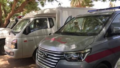 "Photo of ""صحة الوفاق"" تدعم مستشفى غات بـ6 سيارات"