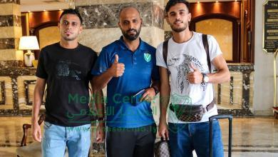 Photo of معتز المهدي أساسيا في موقعة موكاف