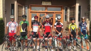 """Photo of منتخب الدراجات يصل تونس تحضيراً لـ""""الألعاب الأفريقية"""""""