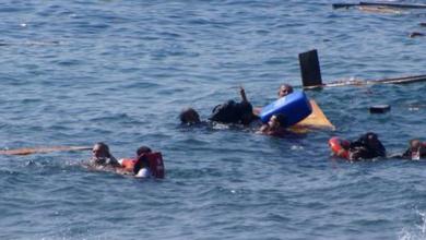 Photo of ارتفاع ضحايا غرق قارب المهاجرين قبالة شواطئ ليبيا إلى 40 مهاجرا