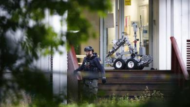 Photo of هجوم فاشل على مسجد بالنرويج