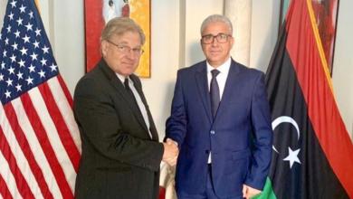 صورة داخلية الوفاق: زيارة باشاغا لواشنطن استجابة لدعوة رسمية