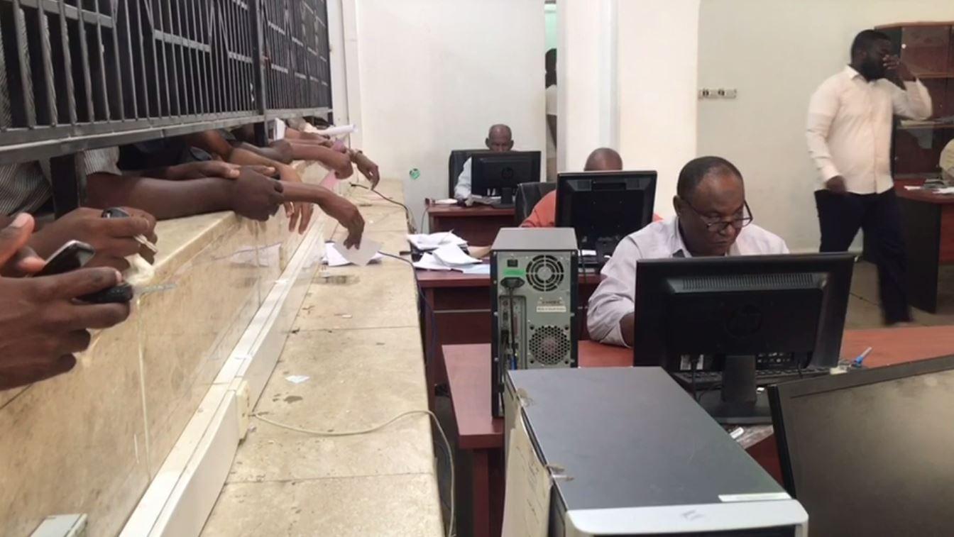 مصرف الجمهورية أوباري - ضمن القطاع المصرفي المهمش في البلدية