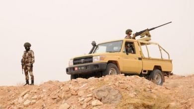 صورة الدفاع التونسية تحذر مواطنيها بعد حادثة إطلاق النار على الحدود الليبية