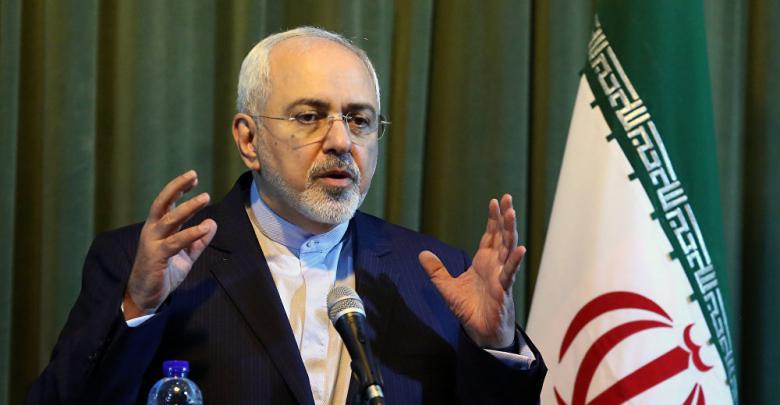 وزير خارجية إيران تحت طائلة العقوبات الأميركية